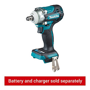 "Makita DTW300Z 18V LXT 1/2"" Impact Wrench - Bare"