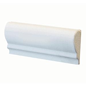 Wickes Picture Rail Primed MDF - 18mm x 44mm x 2.4m