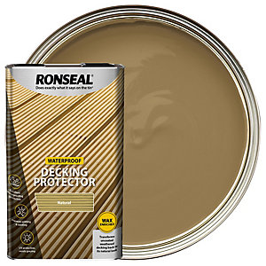 Ronseal Decking Protector - Natural 5L