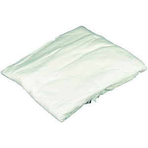 Wickes Professional Cotton Dust Sheet - 3.6 x 2.7m
