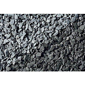 Wickes Blue Slate Chippings - Jumbo Bag