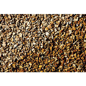 Wickes Solent Gold Gravel - Major Bag