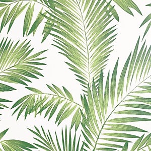Artistick Tropical Palm Leaves Self Adhesive Wallpaper - 6m x 53cm