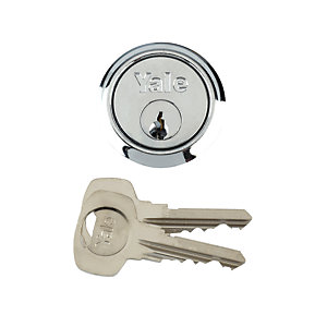Yale P-1109-SC Replacement Cylinder Lock - Satin Chrome