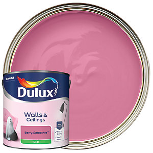 Dulux - Berry Smoothie - Silk Emulsion Paint 2.5L