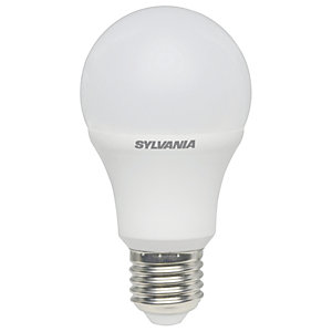 Sylvania LED GLS Non Dimmable Frosted E27 Light Bulb - 5.5W