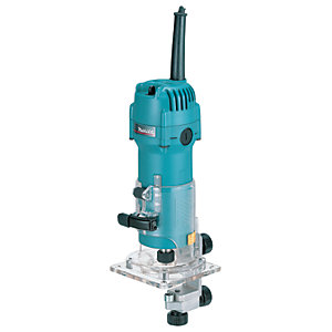 Makita 3707F 1/4in Corded Laminate Trimmer 110V - 440W