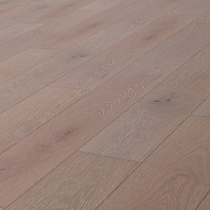 Style Beach Washed Oak Engineered Wood Flooring - 1.08m2 Pack