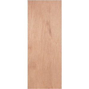 Wickes Ply Flush Exterior Fire Door 2040 x 826mm
