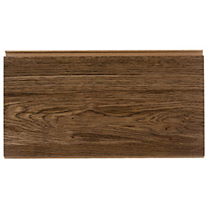 Style Dusky Dark Oak Engineered Wood Flooring Sample