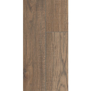 Wickes Chelsea Oak Laminate Sample