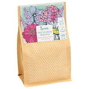 Scatter Box Bird Attracting Flowers Seeds