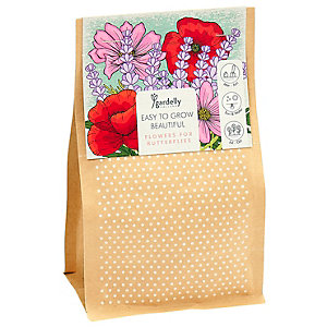 Scatter Box Butterfly Attracting Flowers Seeds