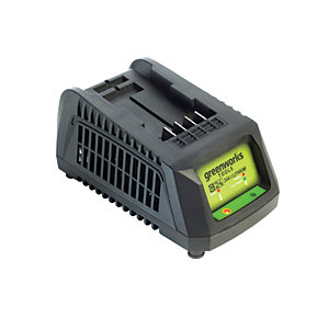 Greenworks 24V Charger with BS Plug