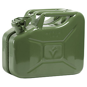 The Handy Steel Jerry Can - 10L