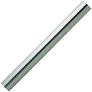 Wickes Brushed Finish Handrail - 40 x 1.8m