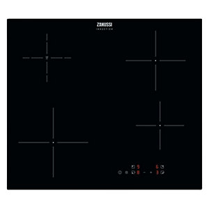 Zanussi 60cm Induction Hob Black ZEI6840FBA