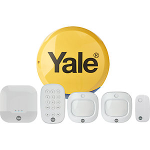 Yale IA-320 Sync Smart Home Security Alarm - Family Kit