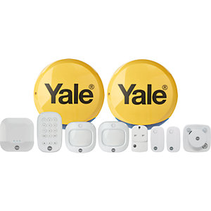 Yale IA-340 Sync Smart Home Security Alarm Full Control Kit