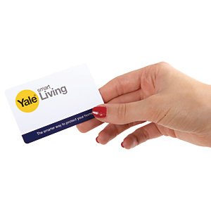 Yale Keyless Connected Rfid Key Card Twin Pack