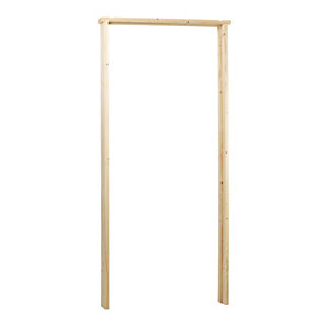 Wickes Softwood Internal Door Lining for 686 & 762mm Doors 27.5 x 108mm x 2.01m