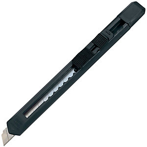 Wickes Disposable Retractable Snap Off Knife - 9mm