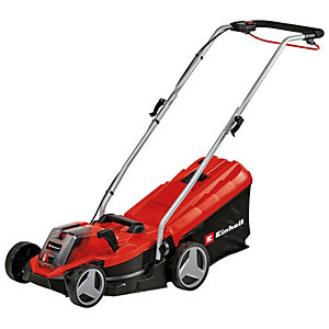Einhell Power X-Change 18V Cordless Lawnmower Kit - 33cm
