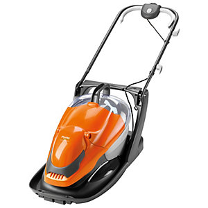 "Flymo Easi Glide Plus 330v 33cm (13"") Electric Hover Collect Lawnmower"