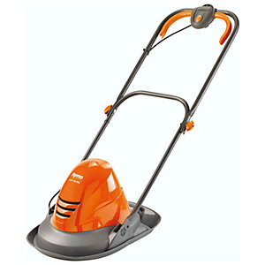 "Flymo Turbo Lite 250 25cm (10"") Electric Hover Lawnmower"