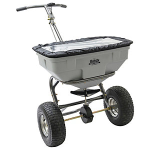 The Handy  57kg (125lb) Heavy Duty Easy Build Spreader