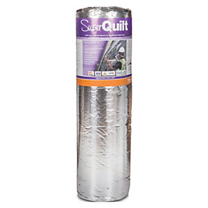 YBS Superquilt Multifoil 40mm Insulation Roll 1.2 x 10m Roll