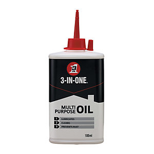 3-IN-ONE Multi Purpose Drip Oil 100ml