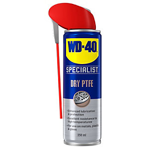 WD-40 Specialist Anti Friction Dry PTFE - 250ml