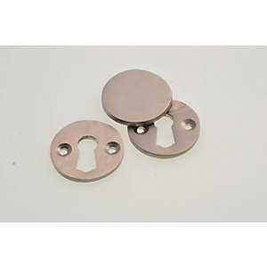 Wickes Open & Closed Escutcheon - 32mm Pack of 2