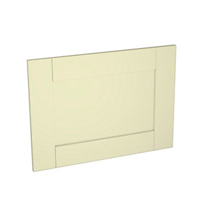 Wickes Ohio Cream Shaker Appliance Door (D) - 600 x 437mm
