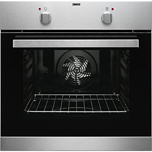 Zanussi Multifunction Single Fan Oven ZOB20701XA