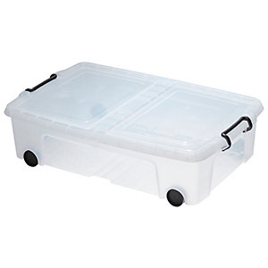 SmartStore Box with Lid 35L Underbed