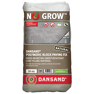 Dansand No Grow Polymeric Block Paving Joint Fix - 20kg