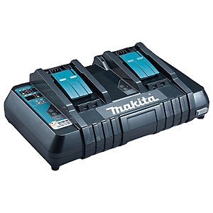 Makita DC18RD 18V LXT Twin Port Charger