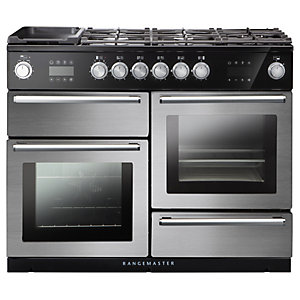 Rangemaster Nexus Steam 110 Dual Fuel