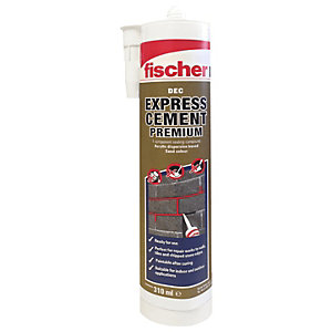 Fischer DEC Premium Express Cement - Sand 310ml