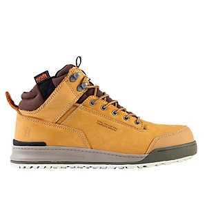 Scruffs Switchback Safety Hiker Boot - Tan