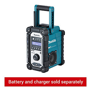 Makita DMR110 Hybrid Power DAB+ Site Radio - Bare