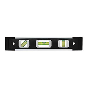 Wickes Torpedo Spirit Level - 230mm