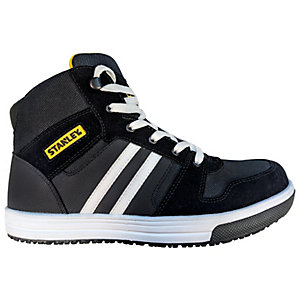 Stanley Atlas Mid Safety Trainer - Black