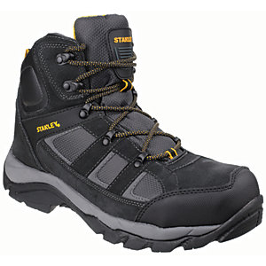 Stanley Melrose Safety Boot - Black