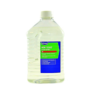 Wickes Non-Toxic Clean Spirit - 2L
