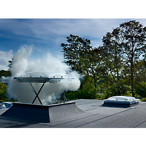 VELUX Flat Roof Smoke Vent Window