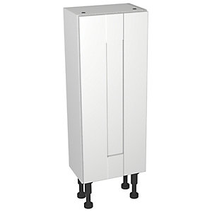 Wickes Vermont White Floorstanding Storage Unit - 300 x 735mm