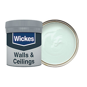 Wickes Duck Egg - No. 900 Vinyl Matt Emulsion Paint Tester Pot - 50ml